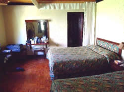Mara Sopa Lodge room