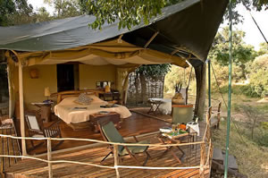 Mara explorer tented camp