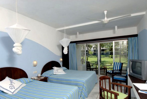 Voyager beach resort - room